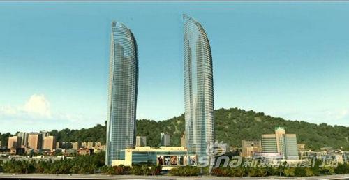世茂海峡大厦:给厦门一个新视界