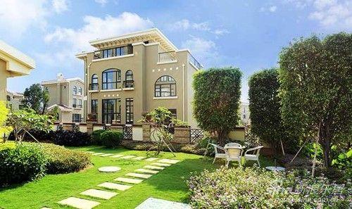 尺度的私家别墅花园-国贸金门湾实景呈现 成为影视剧组拍摄热点