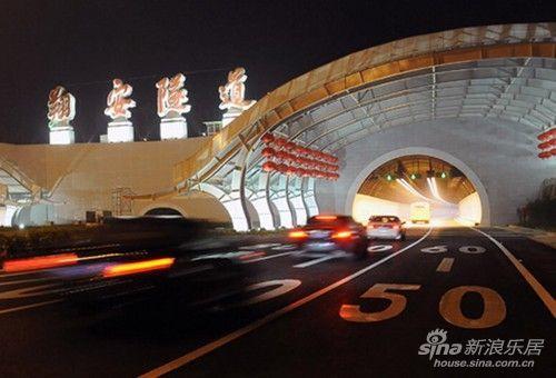 大型亚克力隧道