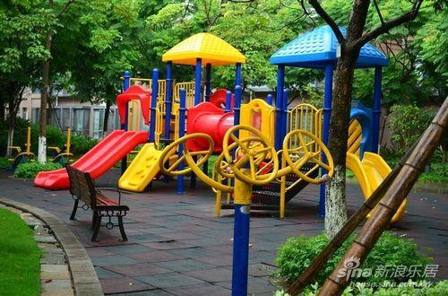 社区儿童活动场
